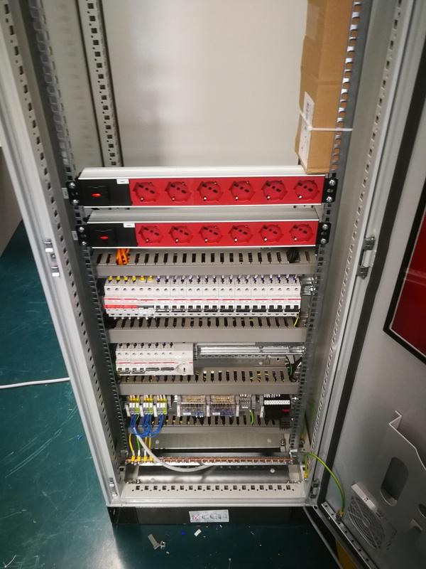 Network cupboard